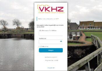 Het Web-archief van de VKHZ